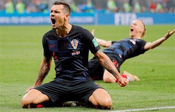 Croacia a la final del Mundial Rusia 2018