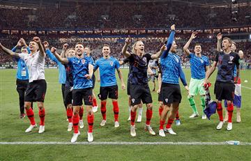Croacia, la selección con peor ránking FIFA en llegar a una final