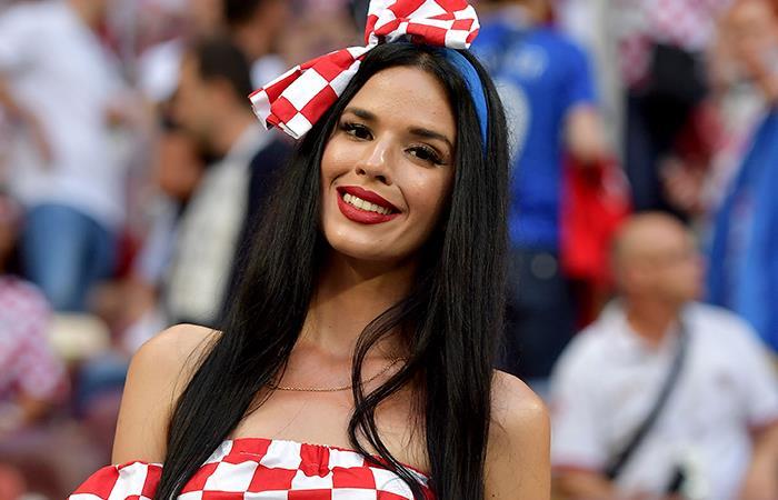 Croacia vs Inglaterra: Así viven el partido los hinchas en la semifinal
