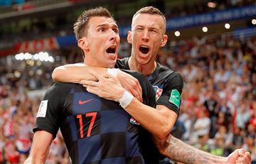 Croacia vs Inglaterra: Mira las mejores jugadas de esta semifinal
