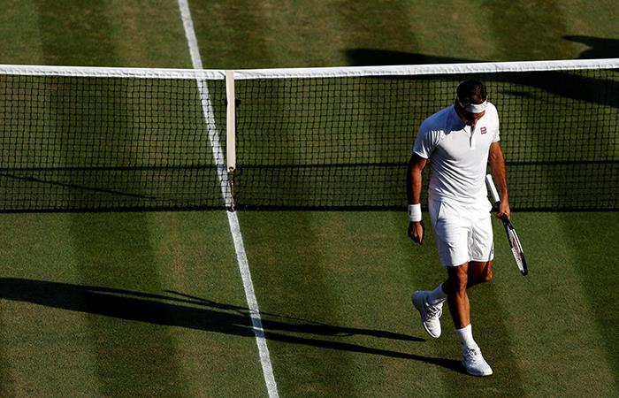 Roger Federer. Foto: EFE