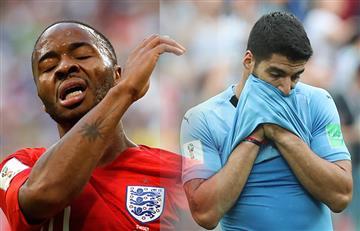 Rusia 2018: Inglaterra y Uruguay multadas por la FIFA