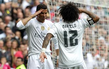 Cristiano Ronaldo: Marcelo se despidió de CR7 con emotiva carta