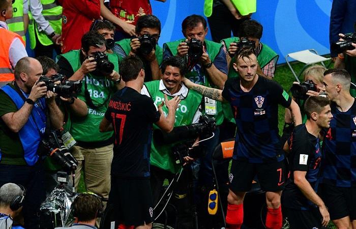 Croacia: esto dijo el fotógrafo partícipe de la celebración
