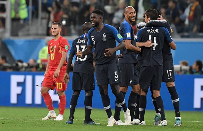 Francia: empresa china perderá millones si campeona en Rusia 2018