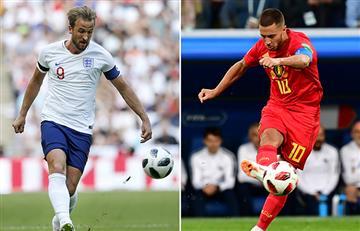 Bélgica vs Inglaterra día, hora y canal de partido por tercer puesto