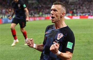 Francia vs Croacia: Perisic se perdería la final por lesión