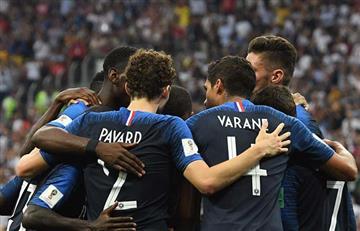Francia se consagró campeón del Mundial Rusia 2018