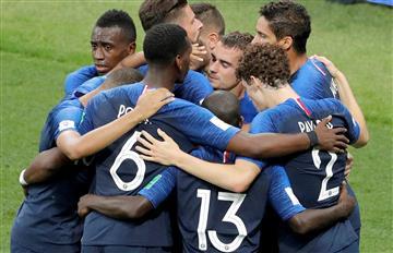 Francia vs Croacia: el dato que haría campeones a los franceses