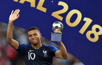Kylian Mbappé aseguró que se quedará en PSG