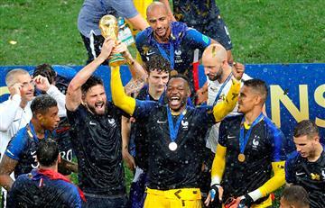 La bendición de Perú que le dio a Francia el título de campeón