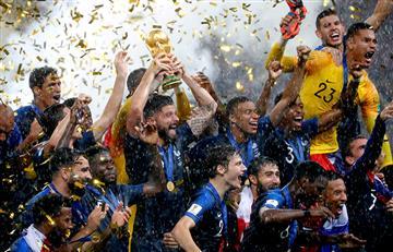 Rusia 2018: Así informó la prensa mundial el título de Francia