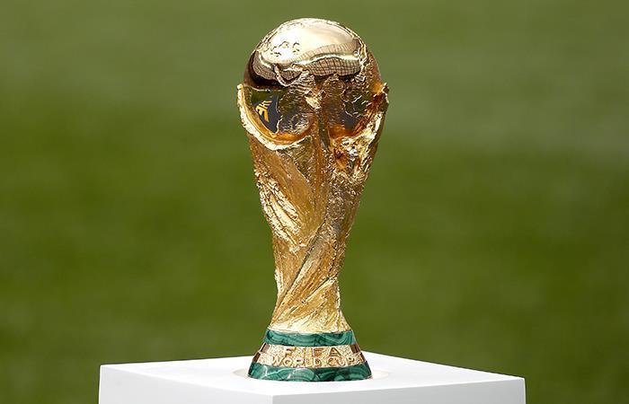 Copa del Mundo. Foto: EFE