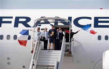 Francia: recibimiento de hinchas EN VIVO tras ser campeones del mundo