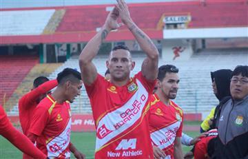 Sport Huancayo: Carlos Neumann no jugará ante Caracas por Sudamericana
