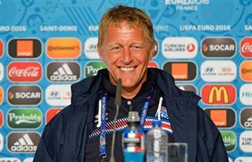 Entrenador de Islandia da un paso al costado tras Rusia 2018