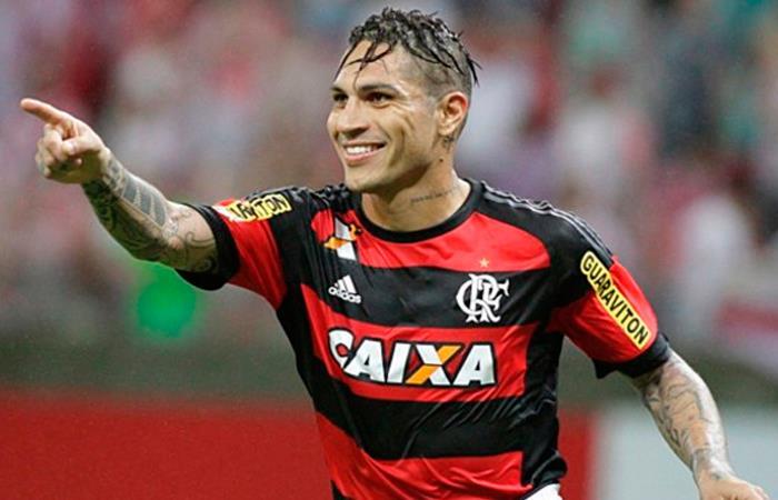 Flamengo vs Sao Paulo EN VIVO ONLINE con Paolo Guerrero y Miguel Trauco por Brasileirao
