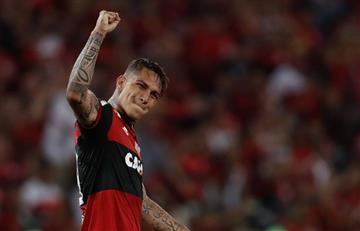 """Paolo Guerrero: ¿Cuántos partidos podrá jugar el """"9"""" con el Flamengo?"""