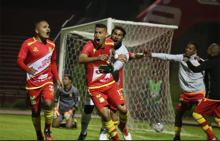 Sport Huancayo (Foto: AFP)