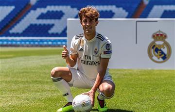 Álvaro Odriozola: datos que no sabías del nuevo fichaje del Real Madrid