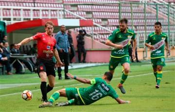 Sport Huancayo perdió frente a Caracas por Copa Sudamericana