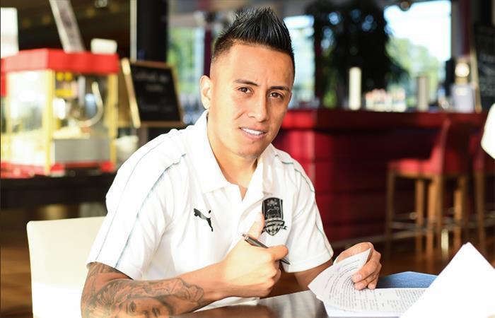 Christian Cueva firmó contrato con el Krasnodar: ¿Por cuánto tiempo?