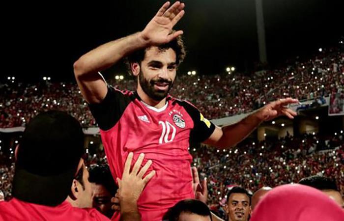 Selección de Egipto (Foto: Twitter)