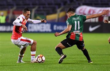 Santa Fe rescató un empate ante Rampla Juniors en Montevideo