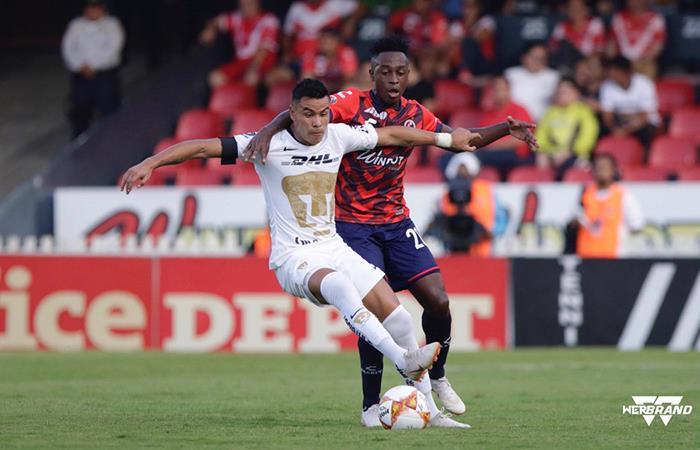 'Los Tiburones Rojos' cayeron 0-2 ante Los Pumas en su debut por el Torneo Apertura de la Liga MX. Foto: Twitter