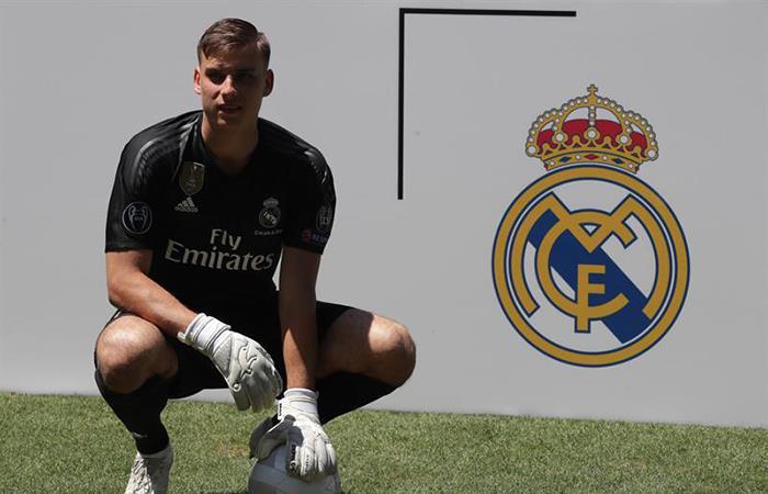 Andriy Lunin: cosas que no sabes del nuevo portero del Real Madrid