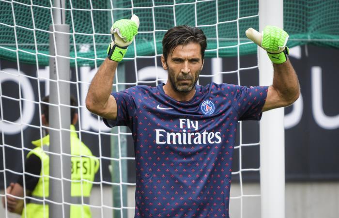 Gianluigi Buffon y la exuberante cifra que ganará en el PSG