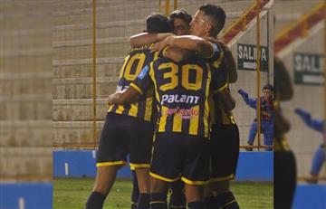 Sport Rosario toma la punta del Torneo Apertura tras vencer a San Martín