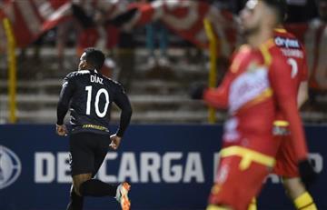 Sport Huancayo cae como local y se despide de la Copa Sudamericana