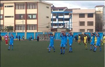 Deportivo Garcilaso se despunta en la Copa Perú