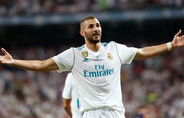 """Karim Benzema: """"Quiero hacerlo mejor que el año pasado y meter más goles"""""""