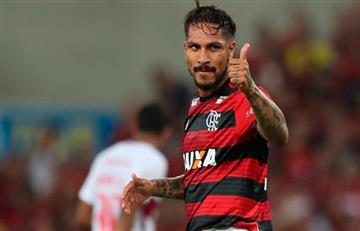Flamengo negocia con Paolo Guerrero e insiste en que le interesa que se quede