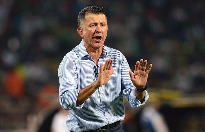 Juan Carlos Osorio, dejó de ser técnico de técnico de México (Foto: Facebook)
