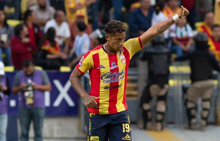 Monarcas Morelia ganó 3-1 sobre el Santos Laguna por la Liga MX (Foto: EFE)