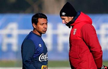 """Solano sobre la posibilidad de ser DT de la selección peruana: """"Sería muy tentador"""""""