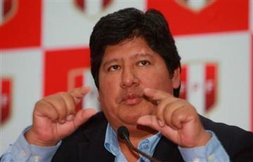 Congresista Yonhy Lescano: