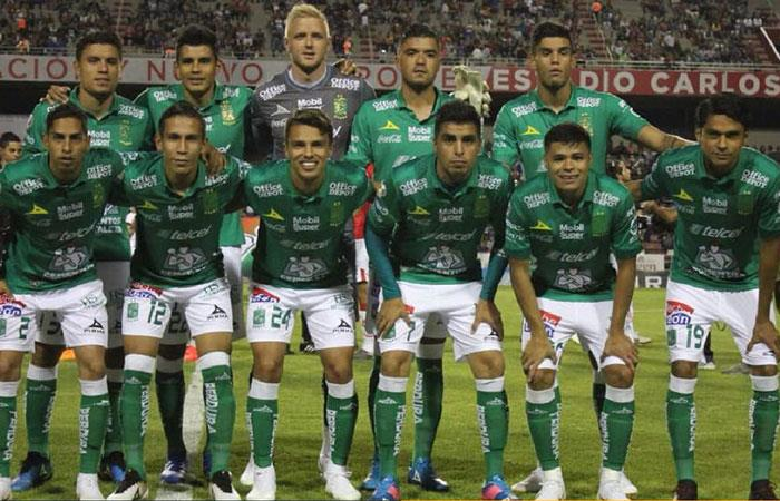 Club León. Foto: Facebook