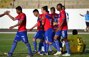 Carlos Mannucci consiguió tres puntos de oro al golear a Deportivo Hualgayoc