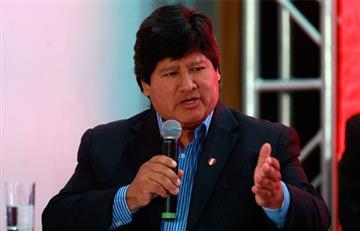 Edwin Oviedo pide paciencia sobre las negociaciones con Ricardo Gareca