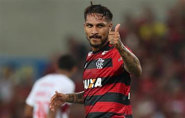 Flamengo vs Cruzeiro EN VIVO ONLINE con Paolo Guerrero por la Copa Libertadores