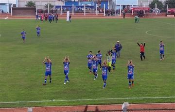 Géminis goleó a Norte Peralvillo y es semifinalista en la Departamental Lima