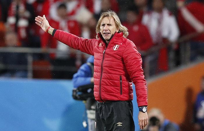 Ricardo Gareca y sus números con la Selección Peruana