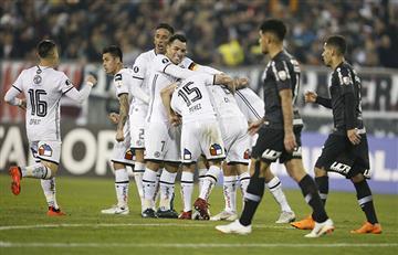 Colo Colo da el primer golpe ante Corinthians en la Copa Libertadores