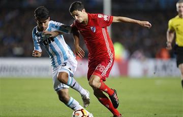 River Plate sacó valioso empate ante Racing por los octavos de Copa Libertadores
