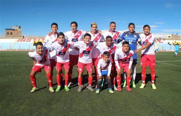 Alfonso Ugarte derrotó sin problemas a Municipal de Ayaviri por la Copa Perú