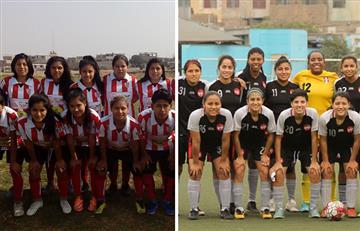 Athletic Villa vs JC Sports Girls EN VIVO ONLINE por Copa Perú Femenina